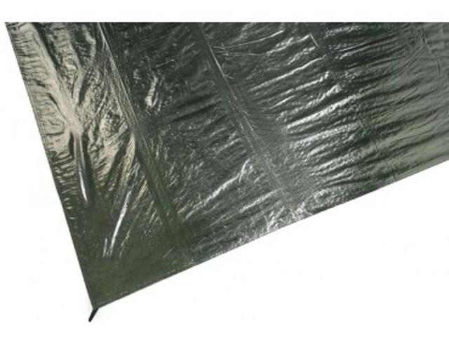 Vango Orava/Taiga 500XL Bâche de sol et toile de tente, black